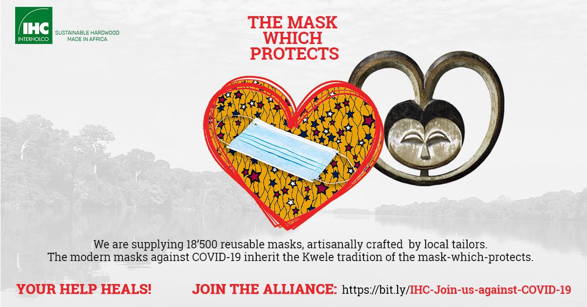 1 INTERHOLCO The Mask which protects