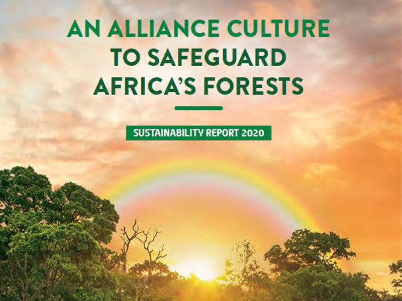 Diverse, interdependent, together: an ALLIANCE to safeguard the future of African natural forests
